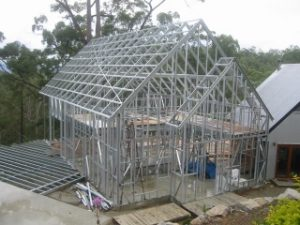A Frame Roof